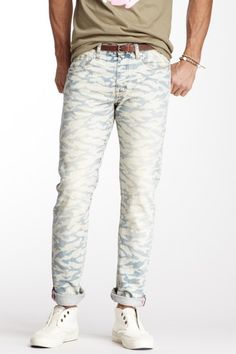 Tiger Jean - with the right shirt I think my hub could pull these off