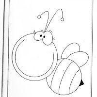 Doodle Drawings, Cartoon Drawings, Applique Patterns, Cross Stitch Patterns, Bug Crafts, Patch Aplique, Joko, Copics, Digital Stamps