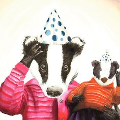 Badger party......!!!!