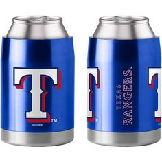 Boelter Brands Texas Rangers Ultra 3-in-1 Coolie (Blue, Size ) - Pro Licensed Product, Pro Licensed Novelty at Academy Sports