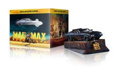 Mad Max: Fury Road Sammleredition 3D-Steelbook & Interceptor Auto-Modell 3D Blu-ray Limited Edition: Amazon.de: DVD & Blu-ray