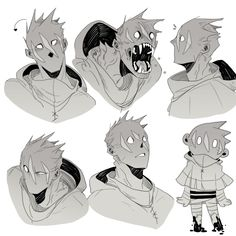 Personagem Monstro