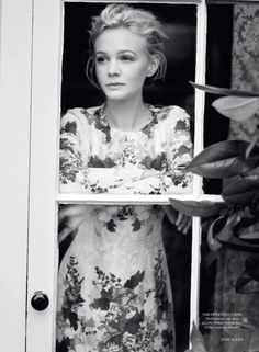 HARPER'S BAZAAR UK- Carey Mulligan in There's Something About Carey by Tom Allen. Cathy Kasterine, June 2013, www.imageamplified.com, Image Amplified