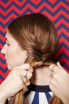 Classic Braided Hairstyles - Braid Tutorials