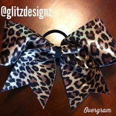 BIG Texas size cheer bow by GlitzDesignzbyAlicia on Etsy