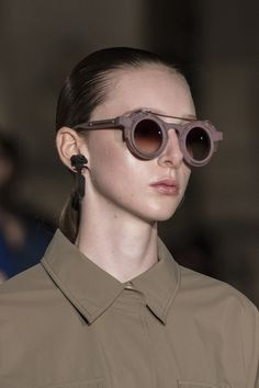 6fe3a50add5 Masha Ma at Paris Fashion Week Spring 2019. Ss 17Paris Fashion EyewearGlassesSunglassesParisian FashionEyeglasses