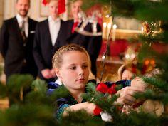 Princess Ingrid Alexandria of Norway.  Christmas 2013 kongehuset.no - Kongefamilien 2013