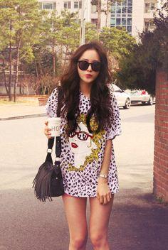 Korean Fashion , Korean girls카지노베이ゃSOO⑦ ⑨.C○ⓜづ&베이카지노