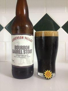 Wild Turkey Bourbon Barrel Stout, Anderson Valley Brewing Company