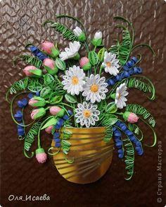 16 51 бумажные цветы-ирис