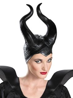 This will be happening... Halloween 2015 Deluxe Maleficent Horns | Wholesale Disney Villain Hats