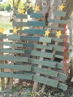 Handmade Christmas Pins | http://homemakerschallenge.com/snowman-pallet-decor/