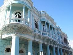 Beautiful building. Cuba. Setting for Caribbean Freedom (releases April 6, 2013). For more info on Island Legacy Novels, visit me at www.terimetts.com and check under Novels.
