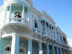 Beautiful Cuban Architecture