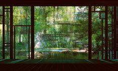 Traditional lifestyle Fantasy Castle, Fantasy Art, Landscape Art, Landscape Paintings, Chinese Architecture, Anime Scenery, Chinese Art, Japanese Art, Asian Art