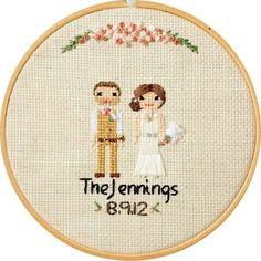 Cross stitch wedding. Cross stitch people. Cross stitch couple. FamilyStitch. Cross stitch family.