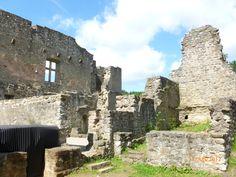 Larochette Castle ruins, Luxembourg