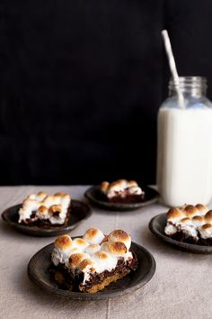 Gooey Smores Bars