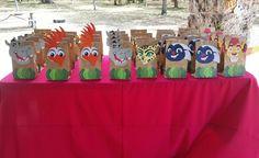 Lion Guard goody bags #Bunga #Kion #Fuli #Beshte #Ono