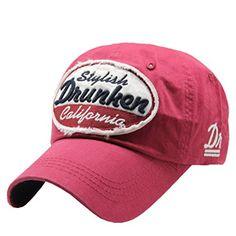Distressed Vintage Cotton Baseball Cap Patch Fitted Hats Drunken Embroidered Snapback Trucker Hat Forwardor http://www.amazon.com/dp/B01D76KKXU/ref=cm_sw_r_pi_dp_hUa8wb0AGN0EJ