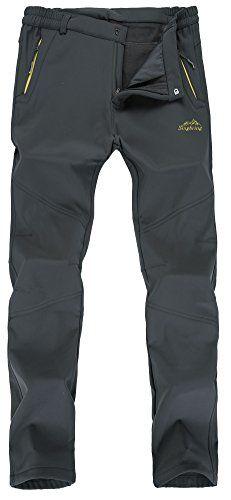 a803a000ea43 Enjoy exclusive for Singbring Singbring Women s Outdoor Fleece Windproof  Hiking Pants Waterproof Ski Pants online