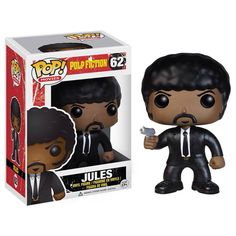 Pulp Fiction POP! Official Glam Shots http://popvinyl.net/news/pulp-fiction-pop-vinyl-official-glam-shots/ #popvinyl