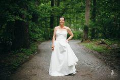 Jill Andrews Gowns - Custom Wedding Gown - Sara Sye