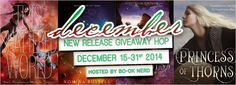 Lavender likes, loves, finds and dreams: December New Release Giveaway Hop