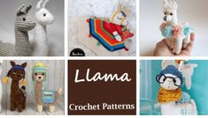 25 Crochet Christmas Patterns to Try - A More Crafty Life Crochet Animal Amigurumi, Crochet Amigurumi Free Patterns, Christmas Crochet Patterns, Crochet Blanket Patterns, Crochet Christmas, Crochet Cat Pattern, Crochet Mask, Cute Crochet, Alpaca Toy