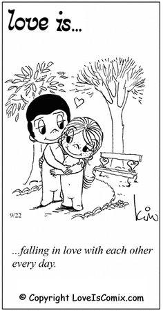 Love is... Comic for Mon, Jul 29, 2013
