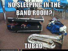 "Band Memes To Brighten The Day | rockingbandkid"""