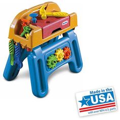 Little Tikes Tool Play Set : $11.97 (reg. $29.99) http://www.mybargainbuddy.com/little-tikes-tool-play-set-11-97