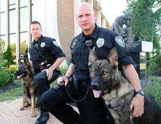 K9 officers