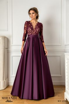 Elegant Prom Dresses, Long Bridesmaid Dresses, Beautiful Dresses, Evening Dresses, Formal Dresses, Long Dress Fashion, Fashion Dresses, Tafta Dress, Puffy Dresses