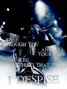 ~Watch You Bleed (Five Finger Death Punch)