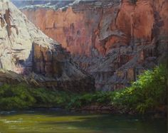 "Doug Braithwaite ""Sunrise"" 24"" x 30"" Oil"