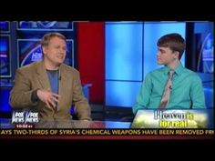 """Heaven is for Real - Hannity interview File this one under """"wow, Hannity is soooo gullible"""""""