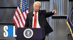 Donald Trump Trucker Rally Cold Open - SNL - YouTu… - http://WeBuySemiTrailers.com
