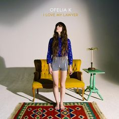 Ofelia K.'s voice and compelling songs are worn down to perfection and balance wistful maturity with a certain earnest and eternally young expression.  Not quite pop, not quite anything else, the y…