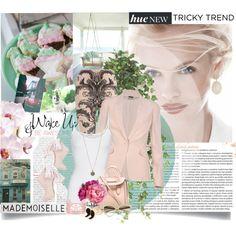 """Tricky TRENDS - Bright Suits"" by katrina-byrd-jones on Polyvore"