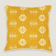 Nala Cushion Cover in Yellow