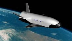The USAF's Secret X-37B is almost 500 days in space
