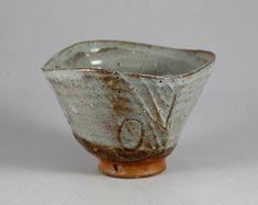 Wood fired Yunomi, Tea Bowl by Paul Fryman