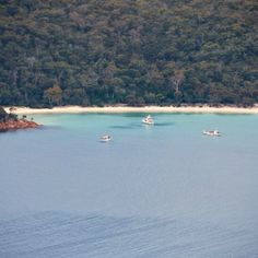 Day 25 19.01.14 Parked in pole position Tasmaia - Wineglass Bay