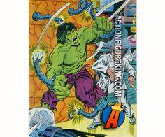 16 Piece Marvel The Hulk Frame Tray Puzzle