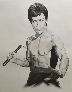Bruce Lee Art, Bruce Lee Martial Arts, Bruce Lee Quotes, Bruce Lee Pictures, Muay Thai, Hollywood Poster, Captain America Wallpaper, Legendary Dragons, Ju Jitsu
