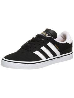 b8bce2ba3b25cb  Adidas  Busenitz Vulc  Shoes in Black White Black  64.99