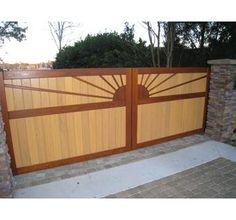 Custom Made Driveway Gates