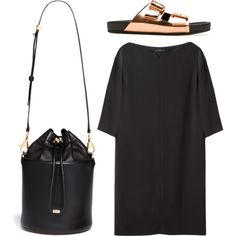 "MINIMAL + CLASSIC: ""5"" by eldianna on Polyvore"