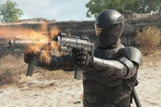 G.I. Joe: Retaliation Brings the High Explosive Fun